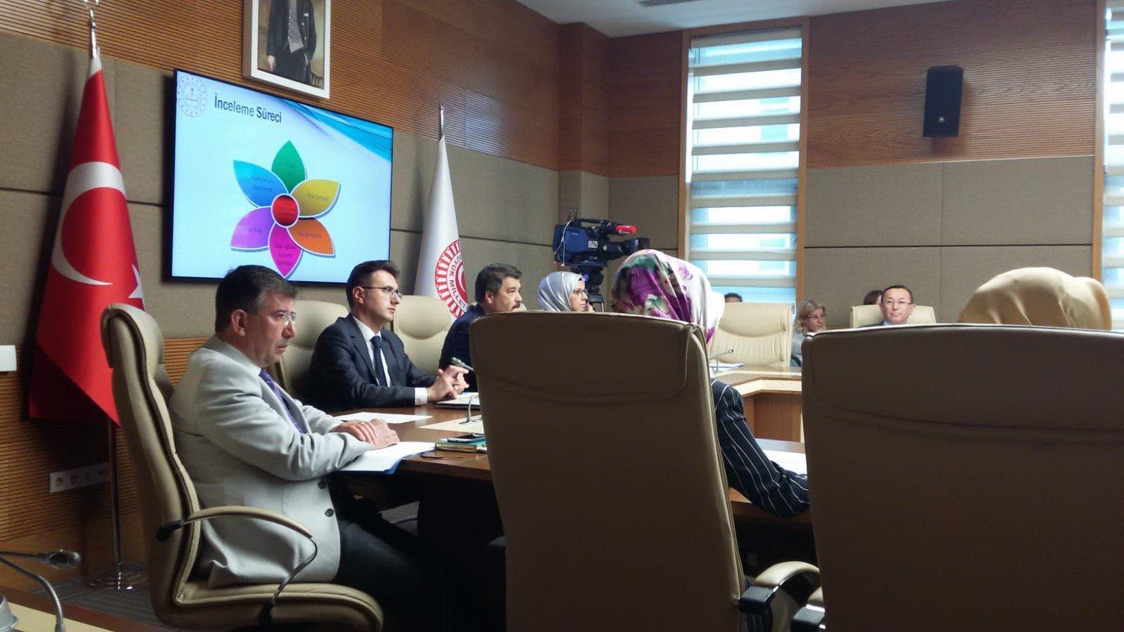 TBMM Down Sendromu, Otizm ve Diğer Gelişimsel Bozukluklar Araştırma Komisyonu görev dağılımı sonrası ikinci toplantısı