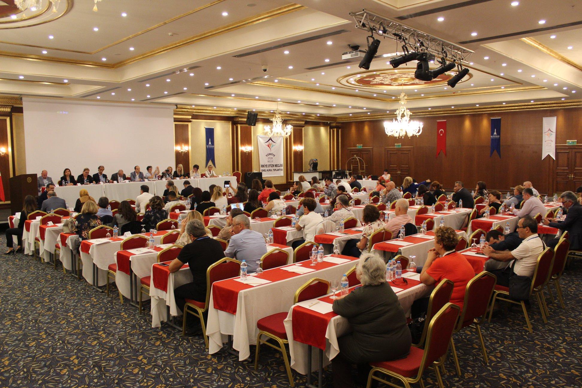 Türkiye Otizm Meclisi Seçimsiz 5. Genel Kurul toplantısı