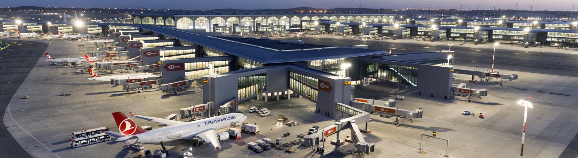 İstanbul Havalimanı'nda hayata geçirilecek olan proje