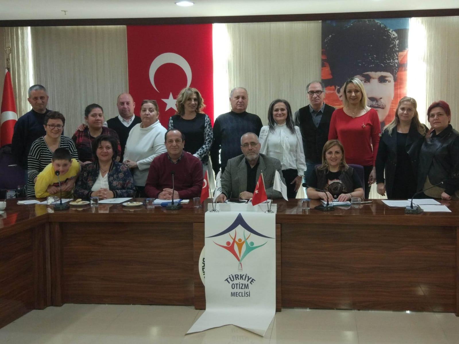Türkiye Otizm Meclisi 3. Dönem 10. Yürütme Kurulu Toplantısı